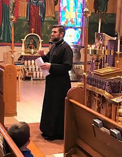 Fr. John Charest