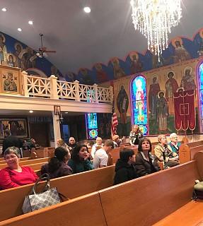 CHURCH TOUR